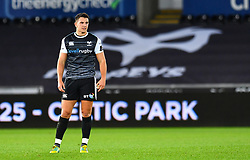 Owen Watkin of Ospreys<br /> <br /> Photographer Craig Thomas/Replay Images<br /> <br /> Guinness PRO14 Round 4 - Ospreys v Benetton Treviso - Saturday 22nd September 2018 - Liberty Stadium - Swansea<br /> <br /> World Copyright © Replay Images . All rights reserved. info@replayimages.co.uk - http://replayimages.co.uk