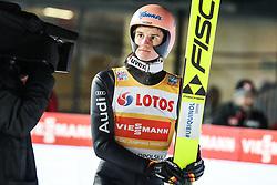 24.01.2020, Wielka Krokiew, Zakopane, POL, FIS Weltcup Skisprung, POL, FIS Weltcup Skisprung, Zakopane, Herren, Qualifikation, im Bild 24.01.2020, Wielka Krokiew, Zakopane, POL, FIS Weltcup Skisprung, Zakopane, Herren, Qualifikation, im Bild // Karl Geiger (GER) during his Qualification Jump of FIS Ski Jumping world cup at the Wielka Krokiew in Zakopane, Poland on 2020/01/24. EXPA Pictures © 2020, PhotoCredit: #AGENTUR#/ Tadeusz Mieczynski // Karl Geiger (GER) during his Qualification Jump of FIS Ski Jumping world cup at the Wielka Krokiew in Zakopane, Poland on 2020/01/24. EXPA Pictures © 2020, PhotoCredit: EXPA/ Tadeusz Mieczynski<br /> <br /> *****ATTENTION - #RESTRICTION#*****