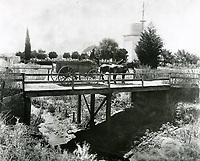 1904 Franklin Ave. bridge near Bronson Ave.