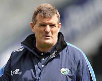 22 June 2008; Liam Kearns, Laois manager. Leinster Senior Football Championship Semi-Final, Laois v Wexford, Croke Park, Dublin. Picture credit: David Maher / SPORTSFILE