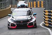 Esteban GUERRIERI, ARG, ALL-INKL.COM Münnich Motorsport Honda Civic TCR<br /> <br /> 65th Macau Grand Prix. 14-18.11.2018.<br /> Suncity Group Macau Guia Race - WTCR - FIA World Touring Car Cup<br /> Macau Copyright Free Image for editorial use only