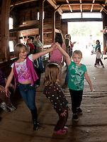 Prescott Farm 2nd annual Harvest Festival on September 17, 2011.