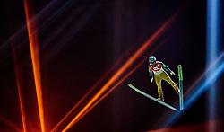 30.09.2016, Energie AG Skisprung Arena, Hinzenbach, AUT, FIS Ski Sprung, Sommer Grand Prix, Hinzenbach, im Bild Michael Hayboeck (AUT) // Michael Hayboeck of Austria during FIS Ski Jumping Summer Grand Prix at the Energie AG Skisprung Arena, Hinzenbach, Austria on 2016/09/30. EXPA Pictures © 2016, PhotoCredit: EXPA/ JFK