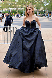 May 20, 2019 - New York, NY, USA - May 20, 2019  New York City..Hilaria Baldwin attending arrivals to the American Ballet Theater  Spring Gala at the Metropolitan Opera House in Lincoln Center on May 20, 2019 in New York City. (Credit Image: © Kristin Callahan/Ace Pictures via ZUMA Press)