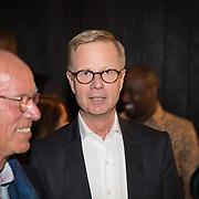 NLD/Scheveningen/20171107 - Boekpresentatie Deal, Arno Vermeulen