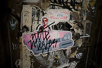 Billi Kid, an artist in the SoHo street art world. For Seth Kugel's Weekend in New York column.
