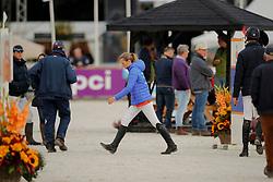 De Jong Sanne, NED, Forsberg Christoffer, SWE<br /> CCI 3* Boekelo 2017<br /> © Dirk Caremans<br /> 08/10/2017