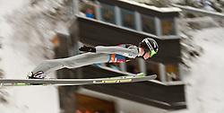 30.12.2011, Schattenbergschanze / Erdinger Arena, GER, Vierschanzentournee, FIS Weldcup, Probedurchgang, Ski Springen, im Bild Peter Prevc (SLO) // Peter Prevc of Slovenia during the trial round at 60th Four-Hills-Tournament, FIS World Cup in Oberstdorf, Germany on 2011/12/30. EXPA Pictures © 2011, PhotoCredit: EXPA/ P.Rinderer
