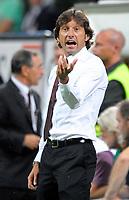 "Leonardo allenatore Milan<br /> Milan Inter<br /> Milano 29/8/2009 Stadio ""Giuseppe Meazza""<br /> Campionato Italiano Serie A 2009/2010<br /> Foto Insidefoto"