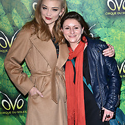 London, England, UK. 10th January 2018. Natalie Dormer arrives at Cirque du Soleil OVO - UK premiere at Royal Albert Hall.