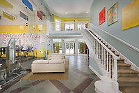 Interior Image of Rolling Brook Village Apartment Community in Woodbridge Virginia by Jeffrey Sauers of Commercial Photographics, Architectural Photo Artistry in Washington DC, Virginia to Florida and PA to New England