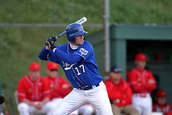 15 February 2007: Chris Schmidt.  Indiana State Sycamores gave up the first game of the double-header by a score of 16-6 to the Illinois State Redbirds at Redbird Field on the campus of Illinois State University in Normal Illinois.