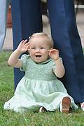 Photocall of the dutch Royal Family.<br /> On the photo:  princess Ariane.<br /> <br /> Fotosessie op Landgoed de Horsten in Wassenaar <br /> Op de foto: Prinses Ariane .