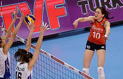09-01-2016 TUR: European Olympic Qualification Tournament Rusland - Nederland, Ankara<br /> De strijd om Rio of Japan /