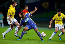 Marcos Tevares of NK Maribor at 2nd Round of Europe League football match between NK Maribor (Slovenia) and Birmingham City (England), on September 29, 2011, in Maribor, Slovenia.  (Photo by Urban Urbanc / Sportida)