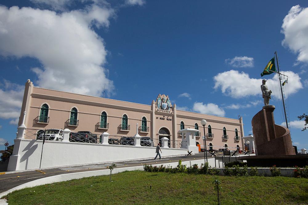 Fortaleza_CE, Brasil.<br /> <br /> Praca do Forte de Nossa Senhora Assuncao em Fortaleza, Ceara.<br /> <br /> Square in Forte de Nossa Senhora do Assuncao in Fortaleza, Ceara.<br /> <br /> Foto: RODRIGO LIMA / NITRO.