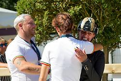 Claeys Manon, BEL, San Dior 2<br /> EC Rotterdam 2019<br /> © Hippo Foto - Sharon Vandeput<br /> 24/08/19