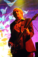 DURBAN - FILE PIC - 10 April 2006 - Joseph Hawks, bass guitarist of the popular South African band FreshlyGround seen here performing as a support act to a Robbie Williams in Durban's Absa Stadium..Picture: Giordano Stolley