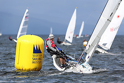 Peelport Clydeport, Largs Regatta Week 2014 Largs Sailing Club based at  Largs Yacht Haven with support from the Scottish Sailing Institute & Cumbrae.<br /> <br /> <br /> Fast Handicap, RS 200, 447, Billy McCarlie, Mark/Fiona