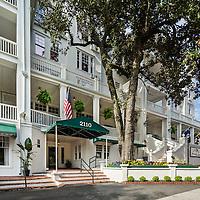Partridge Inn Entrance - Augusta, GA