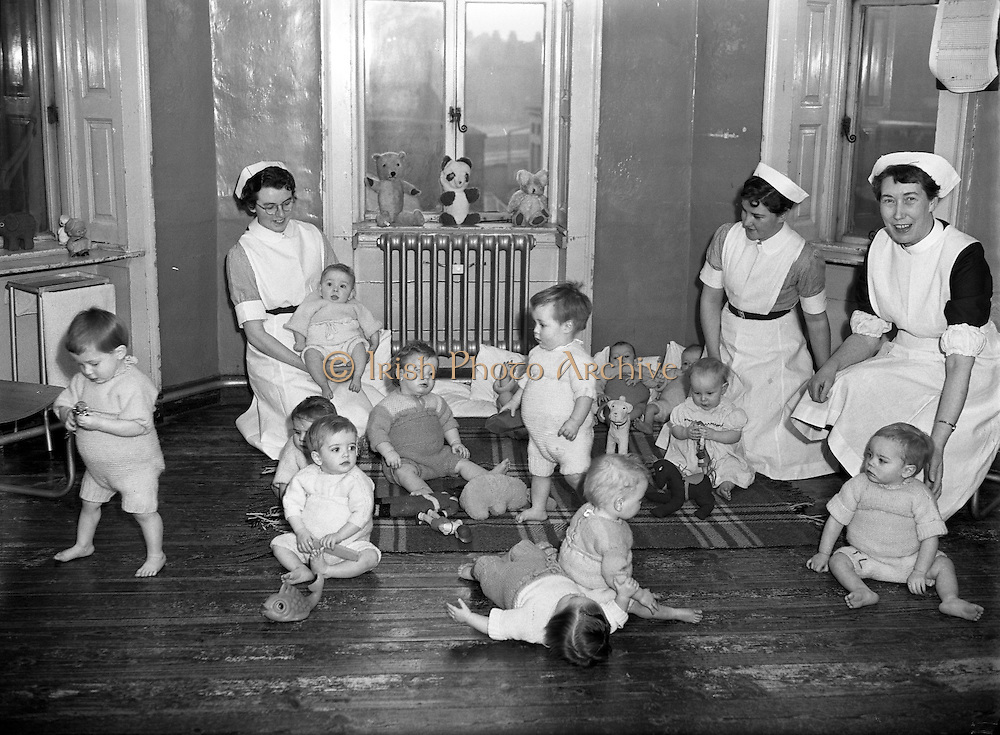 St Ultan's Hospital for Sick Children.<br />