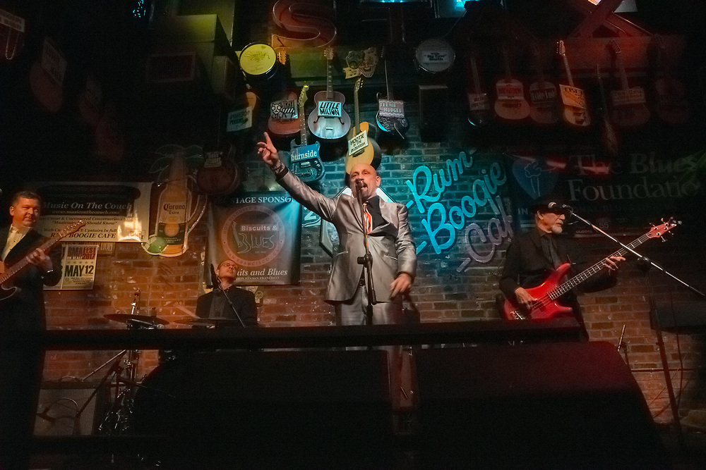 2017 International Blues Competition, Memphis, Tennessee, USA