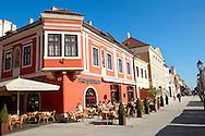 No 2 Szechenyi Square - 17th century Baroque  - ( Gy?r )  Gyor Hungary