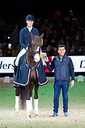 Daniel Bachmann Andersen - Blue Hors Don Olymbrio<br /> The Dutch Masters - Indoor Brabant 2019<br /> © DigiShots