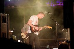 Tom Misch. Cape Town International Jazz Festival 2017. Photo by Alec Smith/imagemundi.com