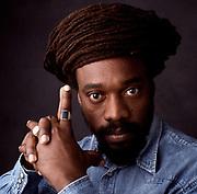 Michael Rose from Black Uhuru