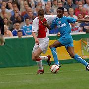 NLD/Rotterdam/20060507 - Finale competitie 2005/2006 Gatorade cup Ajax - PSV, Klaas Jan Huntelaar