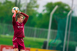 Zan ROGELJ during Football match between NK Triglav Kranj and NK Celje, on May 12, 2019 in Sport center Kranj, Kranj, Slovenia. Photo by Peter Podobnik / Sportida