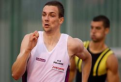 Sebastijan Jagarinec during men 400 m at Slovenian National Championships in athletics 2010, on July 17, 2010 in Velenje, Slovenia. (Photo by Vid Ponikvar / Sportida)
