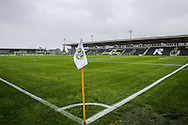 The New Lawn, home of Forest Green Rovers during the Vanarama National League match between Forest Green Rovers and York City at the New Lawn, Forest Green, United Kingdom on 20 August 2016. Photo by Shane Healey.