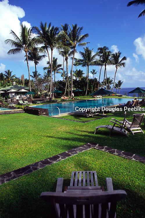Sea Cottages, Hana Hotel, Hana Coast, Maui, Hawaii (no property release)<br />