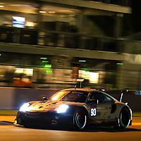 #93, Porsche Motorsport, Porsche 911 RSR, LMGTE Pro, driven by: Patrick Pilet, Nick Tandy, Earl Bamber, 24 Heures Du Mans  2018, , 13/06/2018,