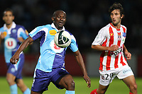 FOOTBALL - FRENCH CHAMPIONSHIP 2010/2011 - L2 - LE HAVRE AC v AC AJACCIO - 13/08/2010 - PHOTO ERIC BRETAGNON / DPPI - MAMADOU DIALLO (HAC)