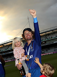 Gloucestershire's Hamish Marshall - Mandatory byline: Robbie Stephenson/JMP - 07966 386802 - 19/09/2015 - Cricket - Lord's Cricket Ground - London, England - Gloucestershire CCC v Surrey CCC - Royal London One-Day Cup Final