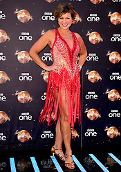 Kate Silverton at the launch of Strictly Come Dancing 2018 held at The Broadcasting House, London.
