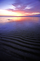 Sunset and Sandbar..Shot in Kingdom of Tonga