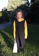 Phoebe, after school.