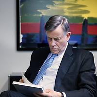 Duitsland, Bonn, 12 december 2011 ,.Hermann Simon, algemeen directeur van Simon+Kucher&Partners, Strategy & Marketing Consultants GmbH..Foto:Jean-Pierre Jans