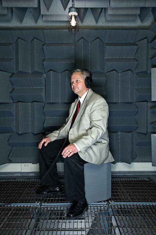 Ken Pugh, President, Director of Research, Senior Scientist, Haskins Laboratories, New Haven, CT