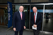 SIR MENZIES CAMPBELL; LORD ROTHSCHILD; , Summer party hosted by Rupert Murdoch. Oxo Tower, London. 17 June 2009