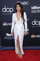 Priyanka Chopra at the 2019 Billboard Music Awards held at the MGM Grand Garden Arena in Las Vegas, USA on May 1, 2019.