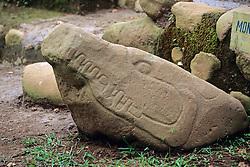 Abaj Takalik Carved Stone