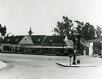1936 Trocadero Cafe Nightclub in West Hollywood