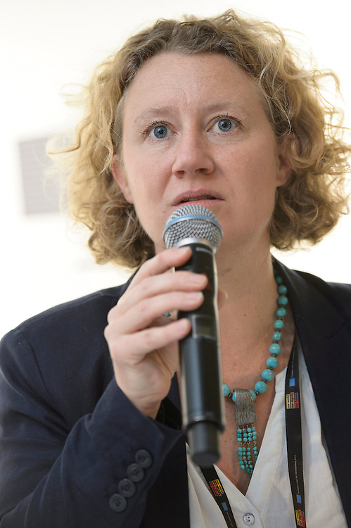 03 June 2015 - Belgium - Brussels - European Development Days - EDD - Trade - Empowering smallholders participation in global supply chains - Judith Sargentini , Member of EP © European Union