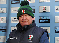 Rugby Union - 2020 / 2021 Gallagher Premiership - Round 7 - London Irish vs Newcastle Flacons - Brentford Community Stadium<br /> <br /> London Irish head coach, Declan Kidney<br /> <br /> COLORSPORT/ANDREW COWIE