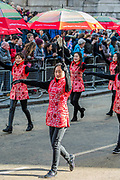The Zhejiang UK Association - The new Lord Mayor (Peter Estlin, the 691st) was sworn in yesterday. To celebrate, today is the annual Lord Mayor's Show. It includes Military bands, vintage buses, Dhol drummers, a combine harvester and a giant nodding dog in the three-mile-long procession. It brings together over 7,000 people, 200 horses and 140 motor and steam-driven vehicles in an event that dates back to the 13th century. The Lord Mayor of the City of London rides in the gold State Coach.